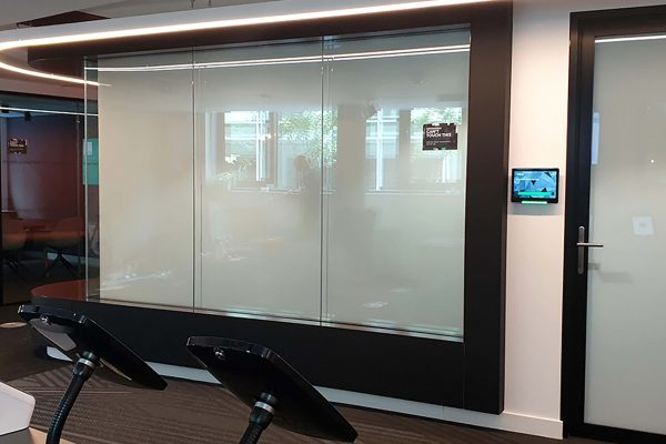 Frosted Smart Glass - Off